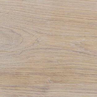 trap bekleden met hout kleur Super White