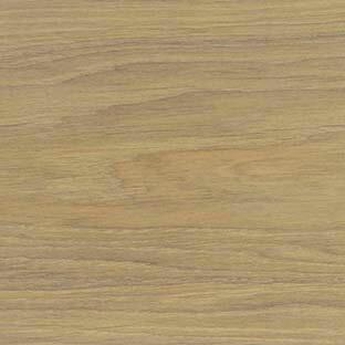 trap opkanppen met hout kleur Vanilla