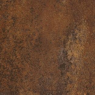 Rusty Iron als industriële trap
